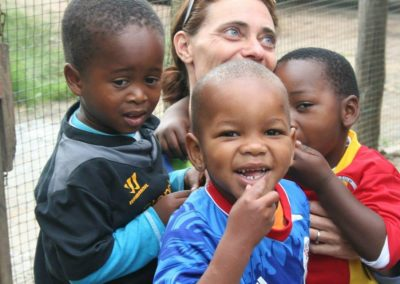 2015 – Foot For Africa